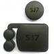 Защита объектива и аквабокса для SJ7 Star