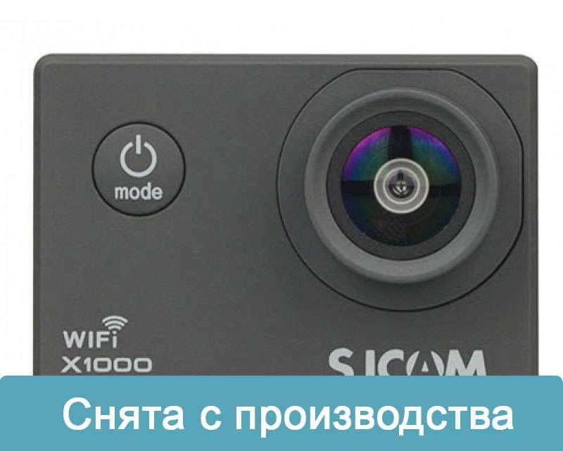 Экшн камера SCAM X1000 WIFI