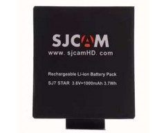 Дополнительный аккумулятор для SJCAM SJ7 Star