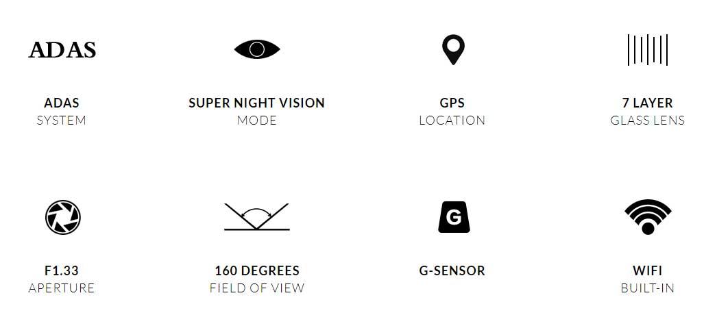 Технические характеристики SJDASH+ Plus