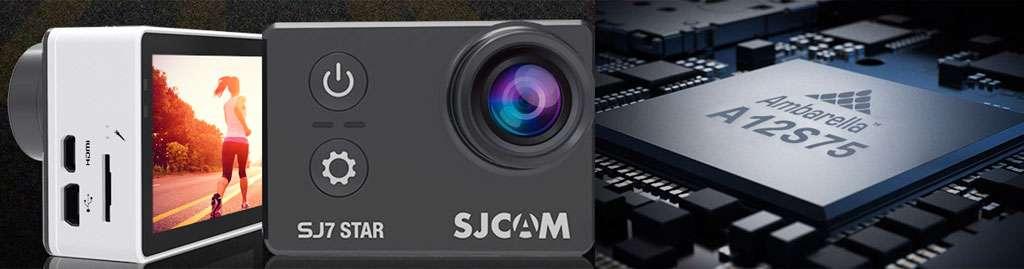SJ7 STAR - процессор