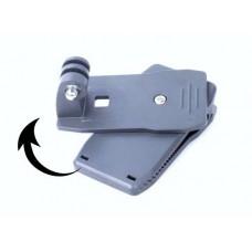 Прищепка для экшн камер SJCAM (360 градусов)