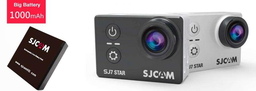 SJ7 STAR - аккумулятор